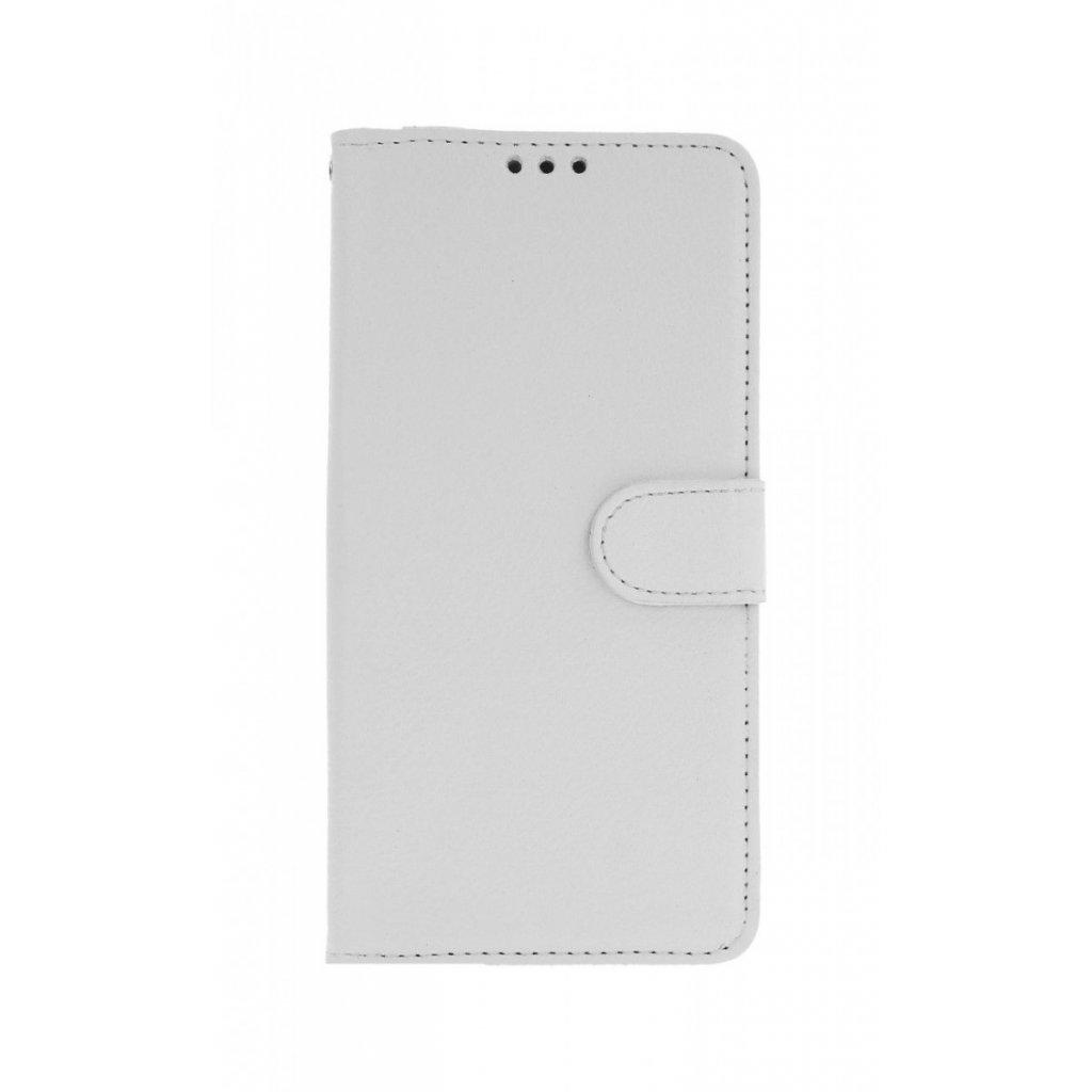 Flipové puzdro na Xiaomi Mi 9T biele s prackou