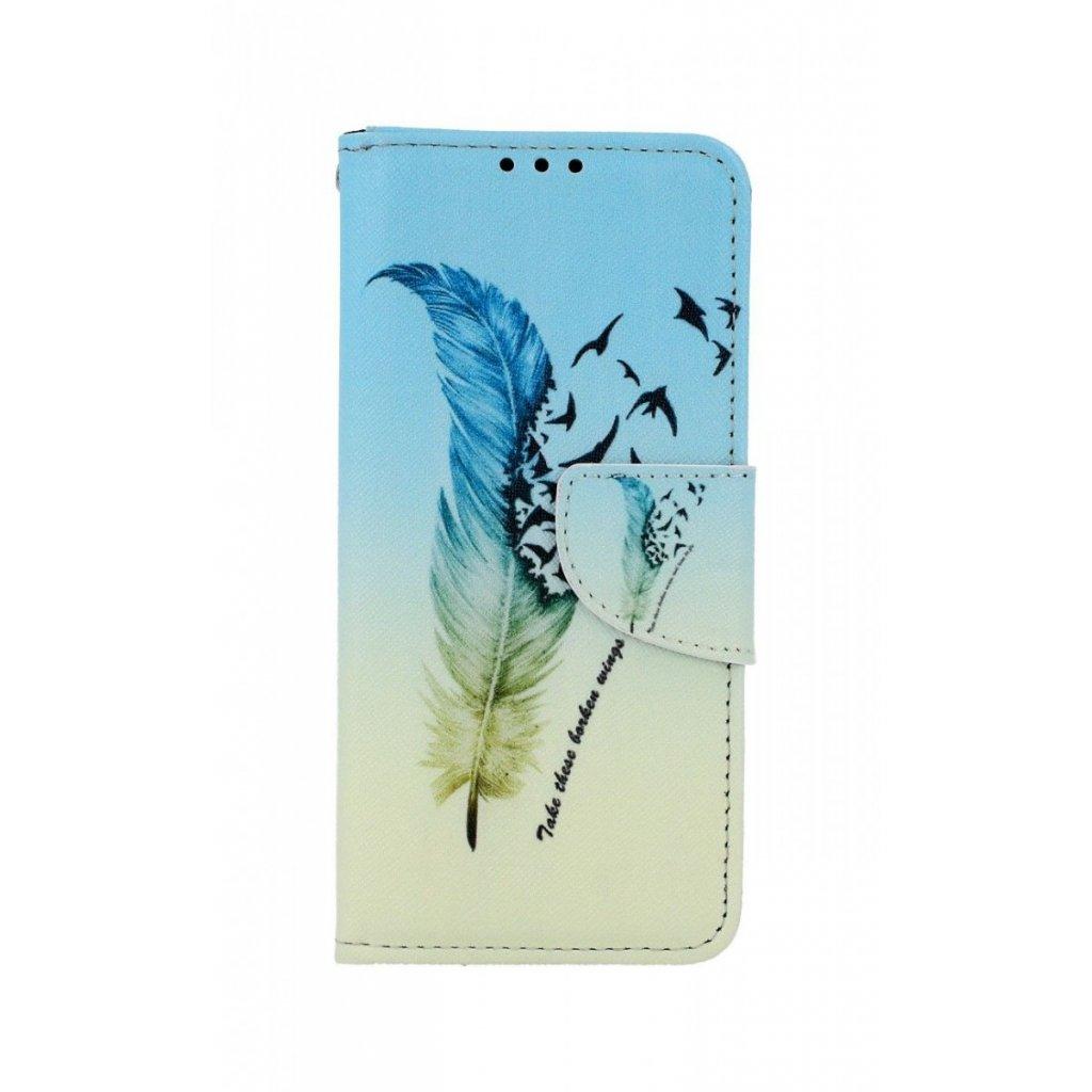 Flipové puzdro na Xiaomi Mi 9 SE Pierko