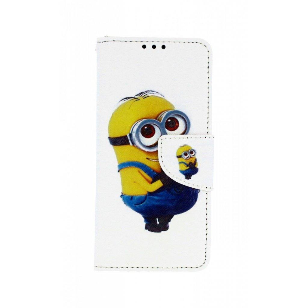 Flipové puzdro na Xiaomi Mi 9 SE Minion