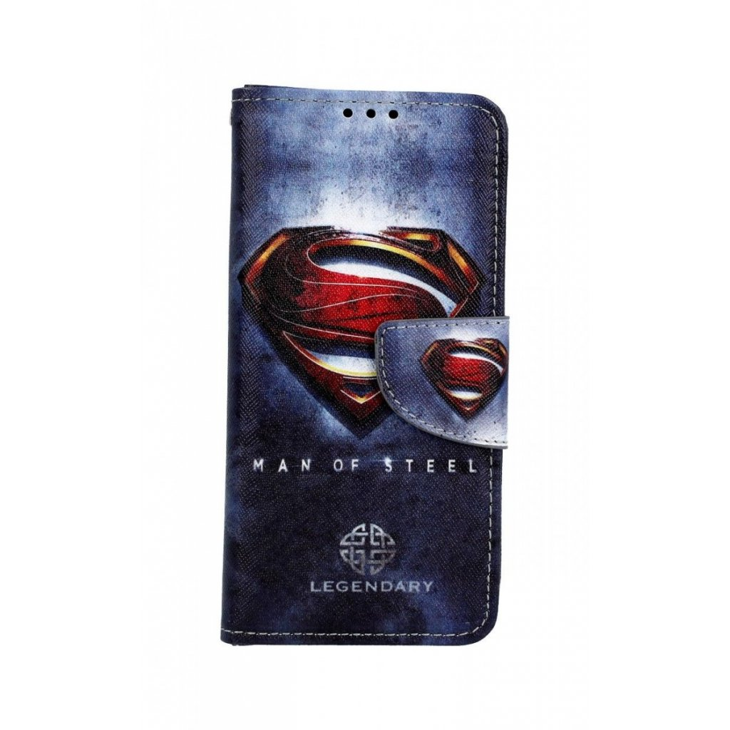 Flipové puzdro na Xiaomi Mi 9 SE Superman 2
