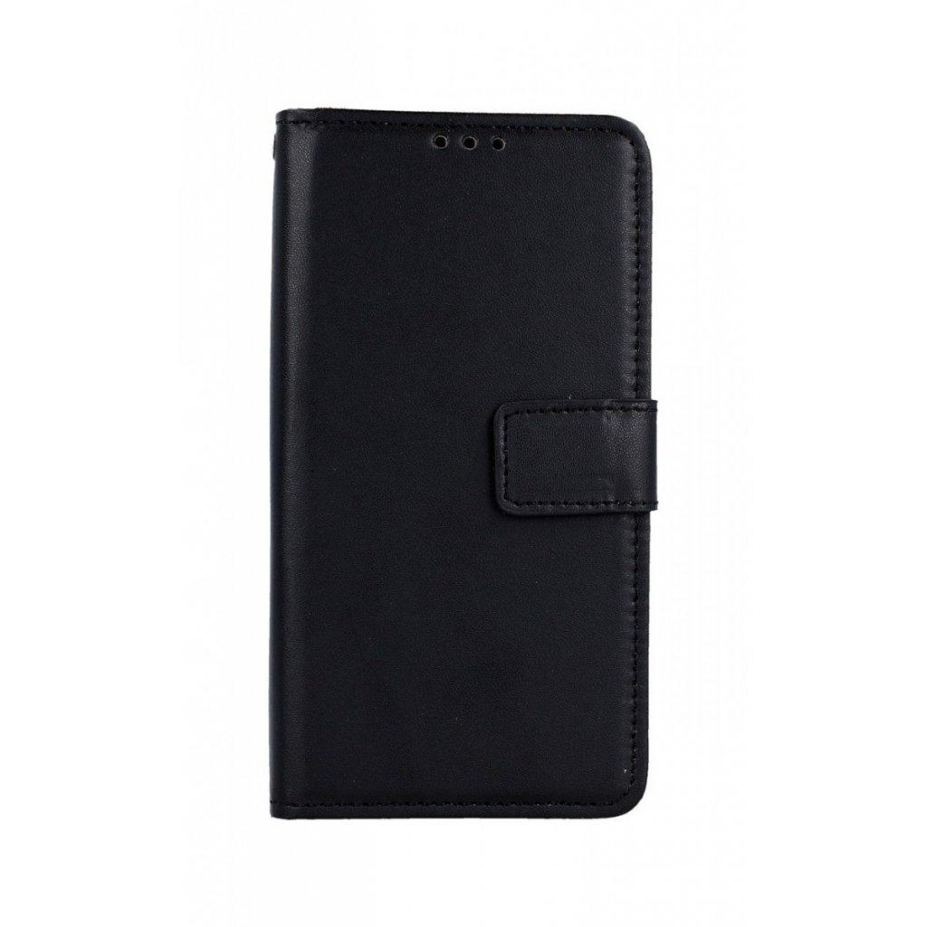 Flipové puzdro na Xiaomi Redmi 7A čierne s prackou 2