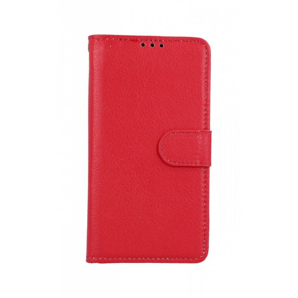 Flipové puzdro na Xiaomi Redmi 7A červené s prackou