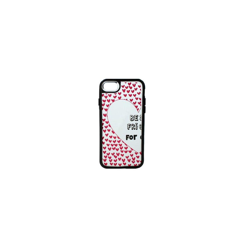 Zadný pevný kryt na iPhone 7 vymeniteľný 1 + 1