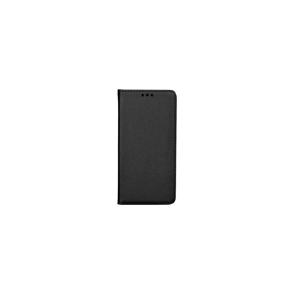 Flipové puzdro Smart Magnet na iPhone X čierne