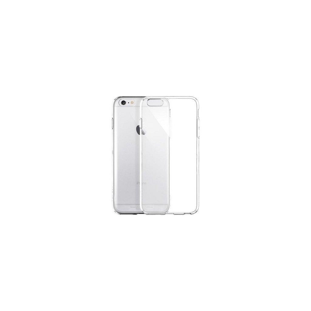 Zadný kryt Swissten Clear Jelly na iPhone 6 / 6s priehľadný