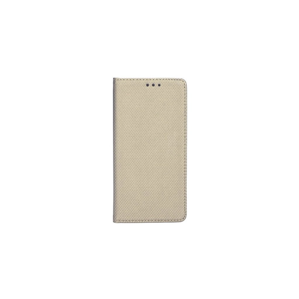 Flipové puzdro Smart Magnet na iPhone 8 zlaté
