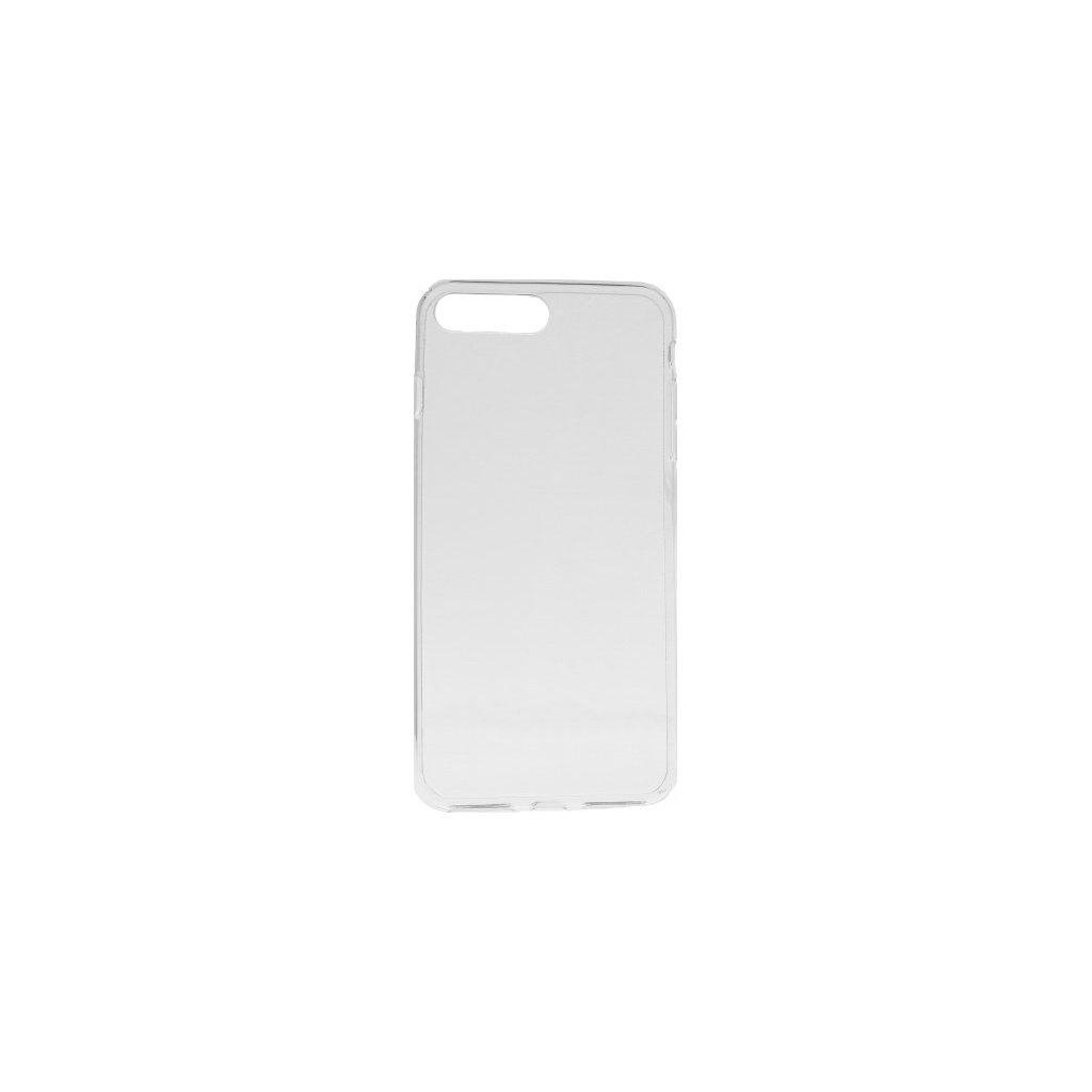 Zadný kryt Swissten Clear Jelly na iPhone 8 Plus priehľadný