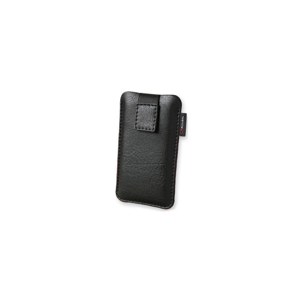 Puzdro Roubal na iPhone XS Max čierne