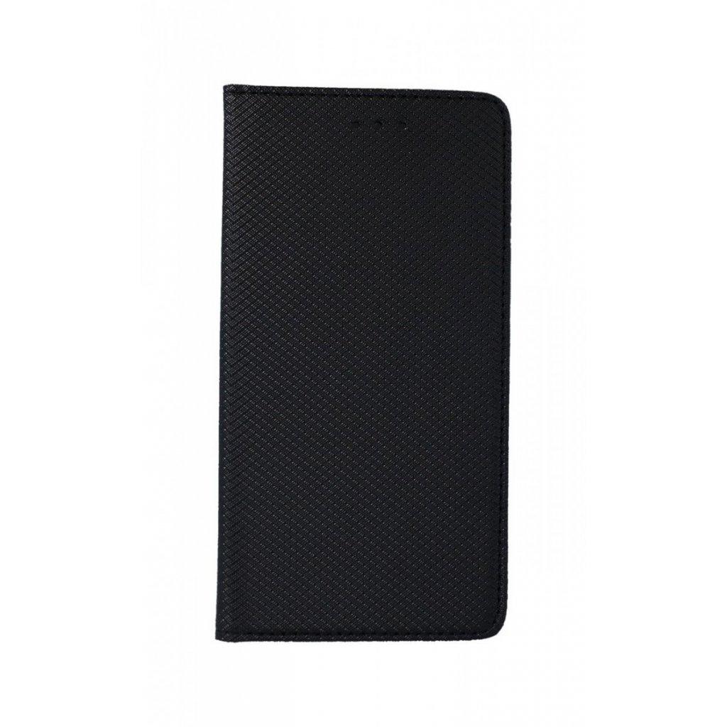 Flipové puzdro Smart Magnet na iPhone XS čierne