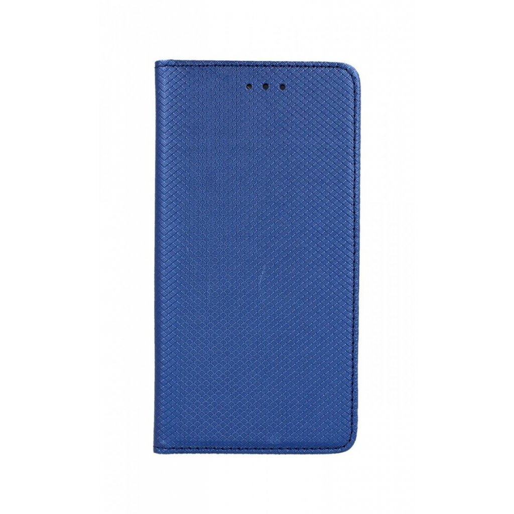 Flipové puzdro Smart Magnet na iPhone XS modré