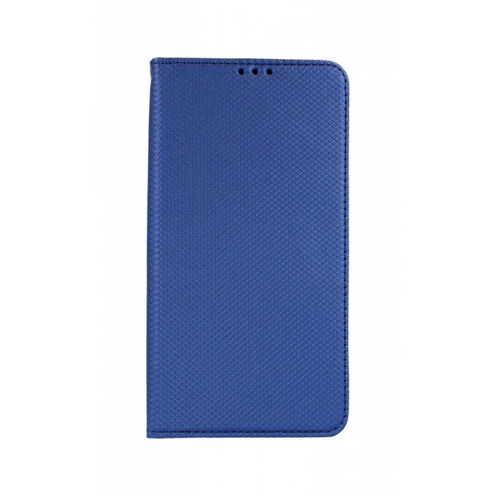 Flipové puzdro Smart Magnet na iPhone XS Max modré