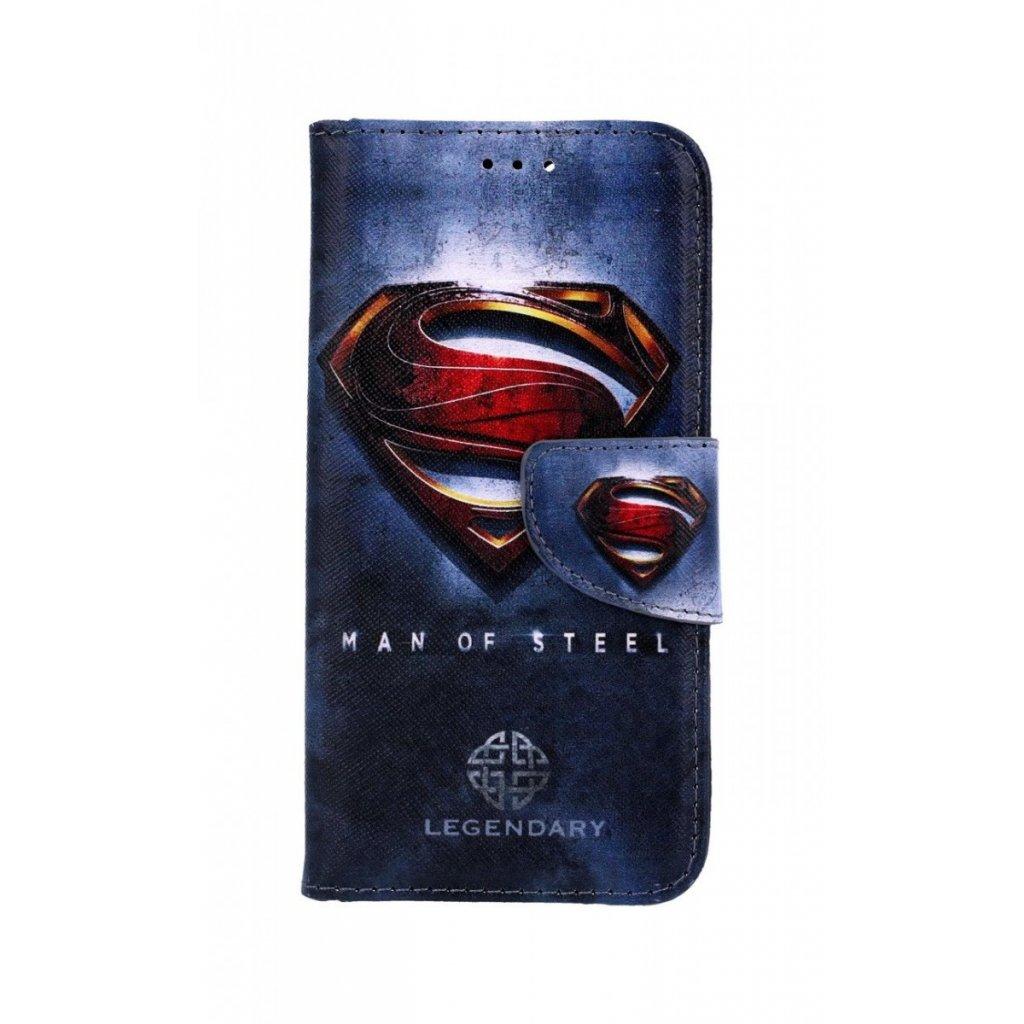 Flipové puzdro na Honor 9 Lite Superman 2