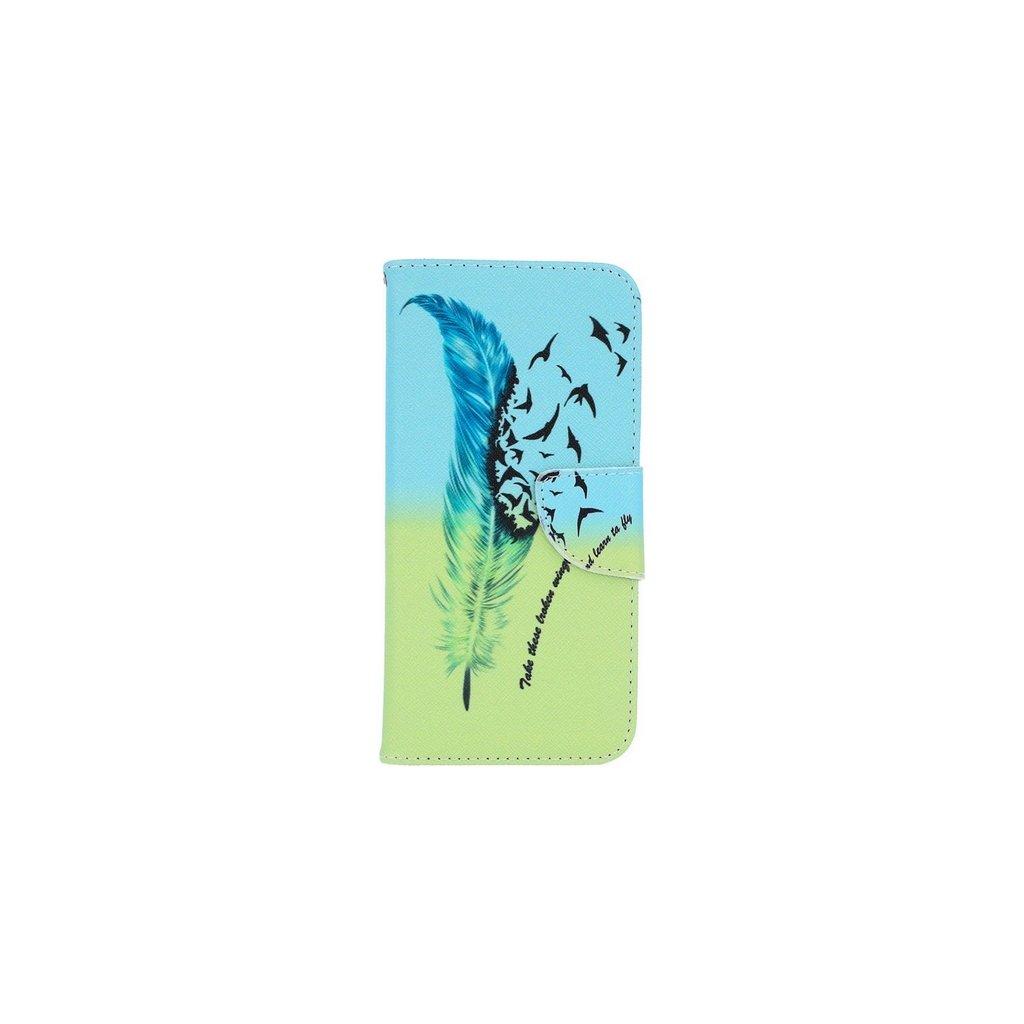 Flipové puzdro na Honor 10 Lite Pierko