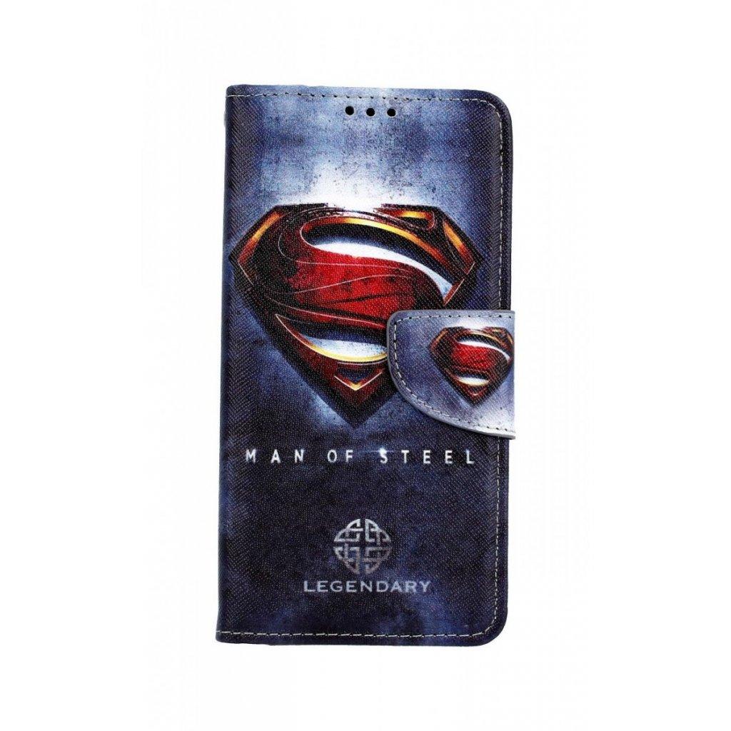 Flipové puzdro na Honor 20 Superman 2