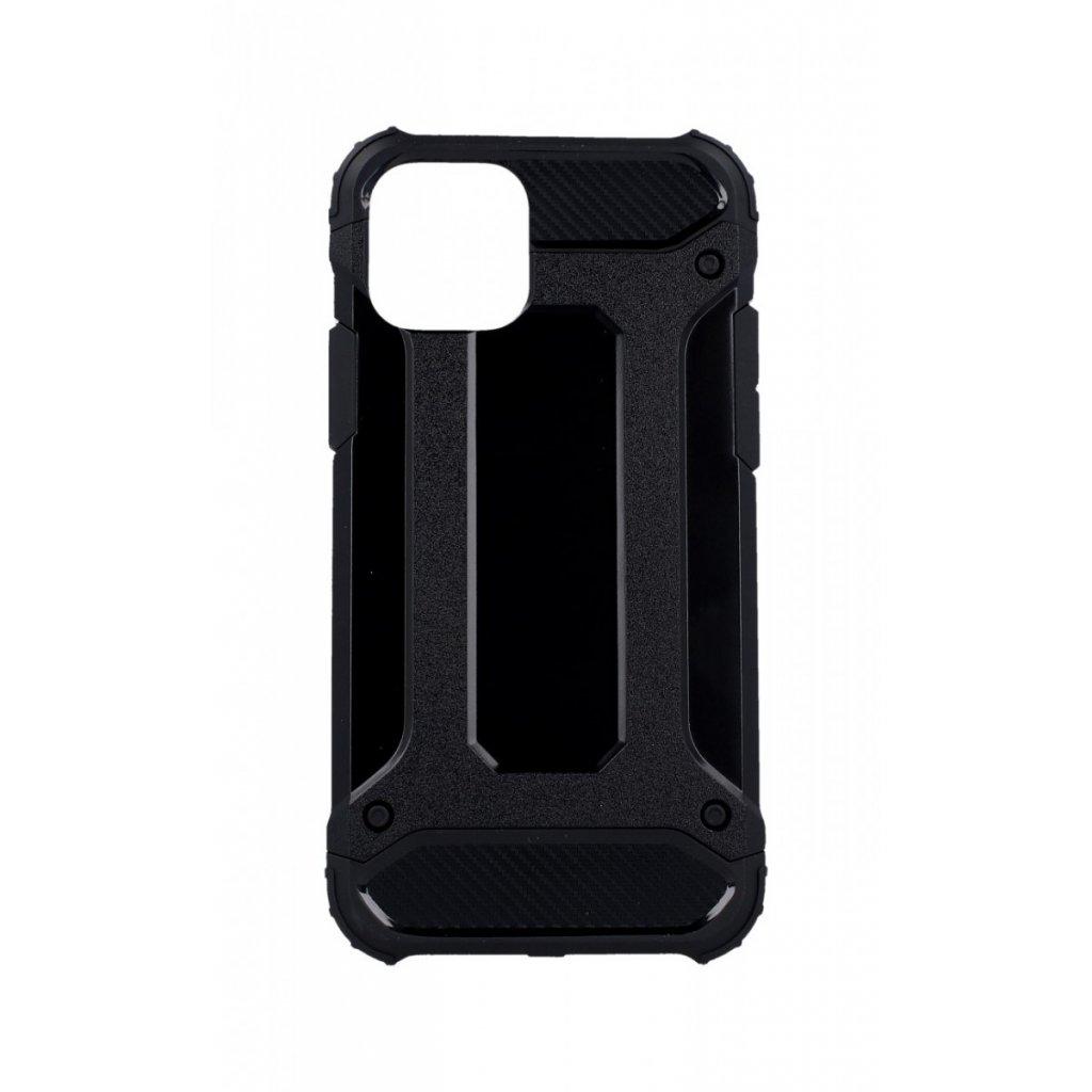 Zadný kryt na iPhone 11 Pro Panzer čierny