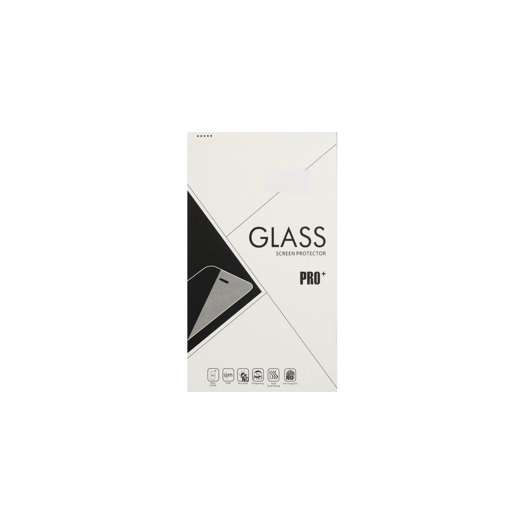 Polykarbonátová ochrana displeja FullGlue na iPhone 7 3D čierna