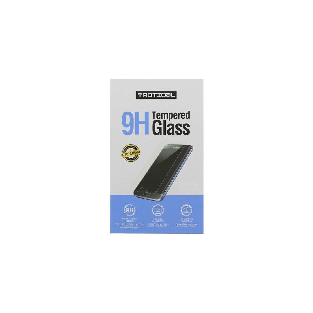 Polykarbonátová ochrana displeja Tactical na iPhone 8 Plus 3D čierna