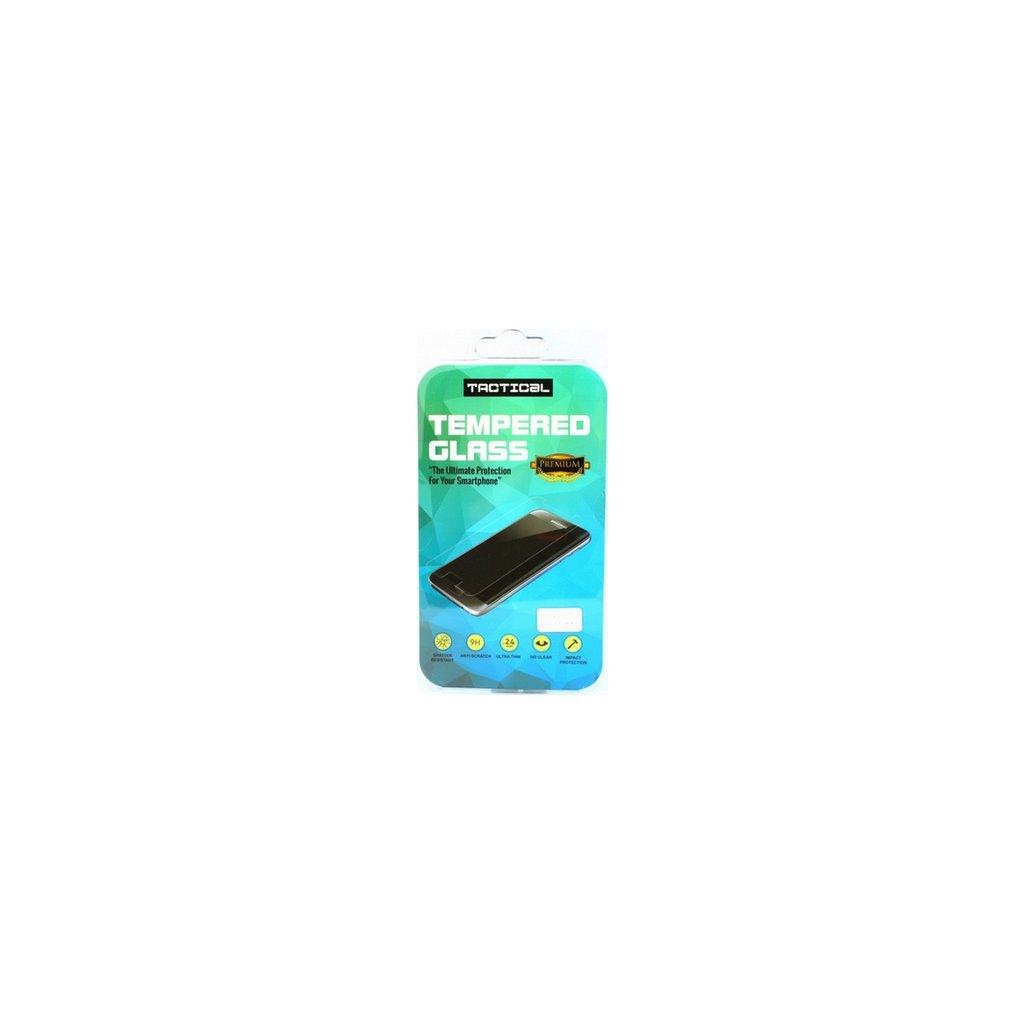Polykarbonátová ochrana displeja Tactical na iPhone 7 Plus 3D ružová