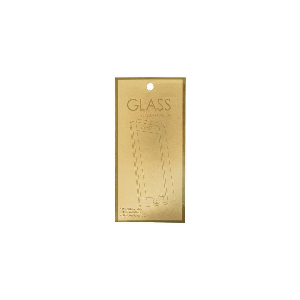 Tvrdené sklo GoldGlass na Huawei P20 Lite