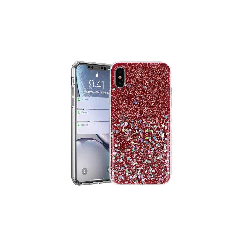 Zadný pevný kryt na Huawei Y5 2019 Brilliant Raspberry