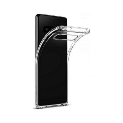 Zadný kryt Swissten Clear Jelly na Samsung S10e priehľadný