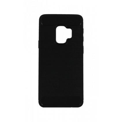 Zadný silikónový kryt na Samsung S9 čierny