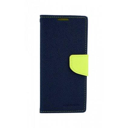 Flipové puzdro Mercury Fancy Diary na Samsung S20 modré