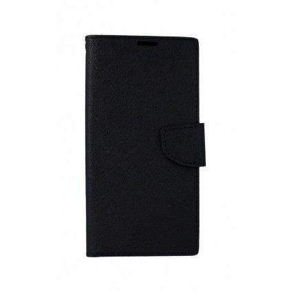 Flipové púzdro na Samsung Note 10+ čierne