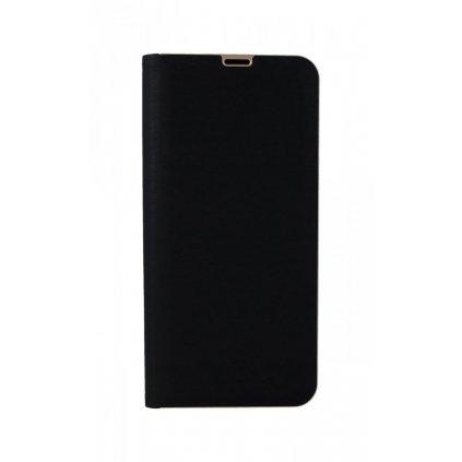 Flipové puzdro Luna Book na Samsung S20 čierne