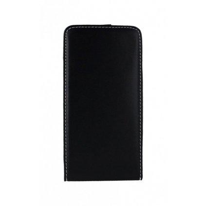 Flipové púzdro Slim Flexi na Samsung Xcover 4 čierne