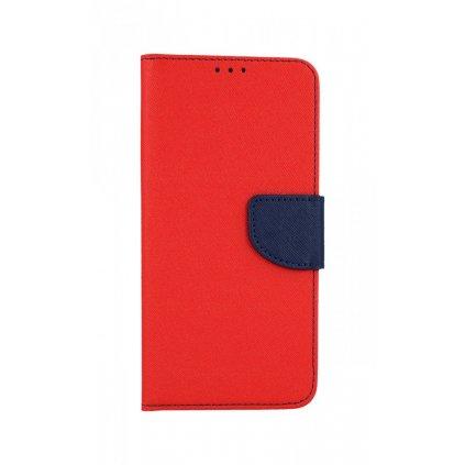 Flipové puzdro na Xiaomi Redmi Note 8 Pro červené