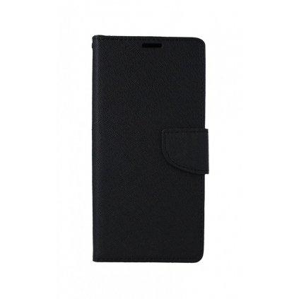 Flipové púzdro na Samsung A71 čierne
