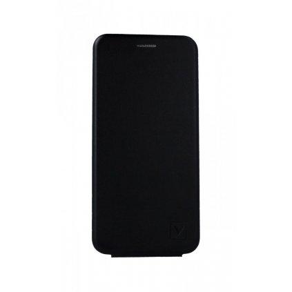 Flipové puzdro Vennus Elegance Flexi na Xiaomi Redmi Note 8 Pro čierne