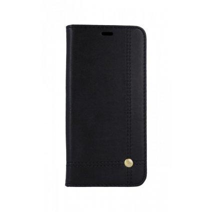 Flipové puzdro Prestige Book na Samsung S10+ čierne