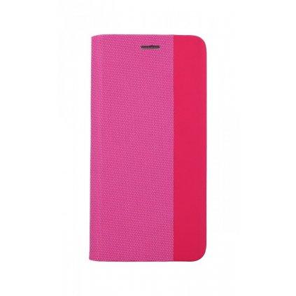 Flipové puzdro Sensitive Book na Huawei P30 Lite ružové