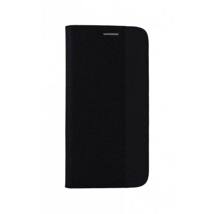 Flipové puzdro Sensitive Book na Samsung A20e čierne