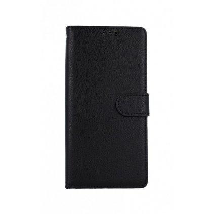 Flipové puzdro na Realme C11 čierne s prackou