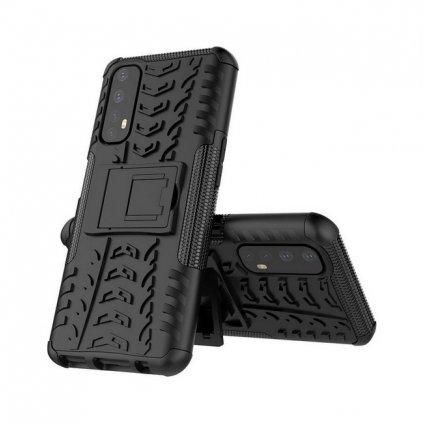 Ultra odolný zadný kryt na Realme 7 čierny
