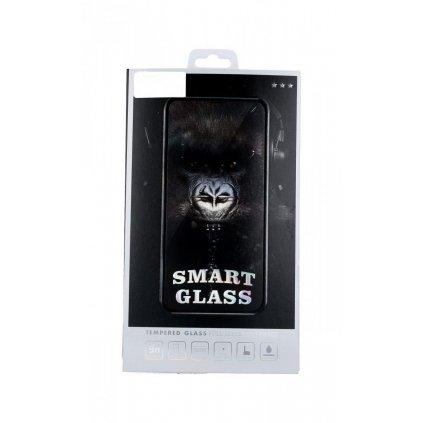 Tvrdené sklo SmartGlass na Samsung A42 Full Cover čierne