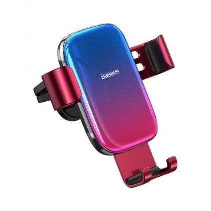 Držiak na mobil do auta Baseus Glaze Gravity SUYL-LG09 ružový tmavý