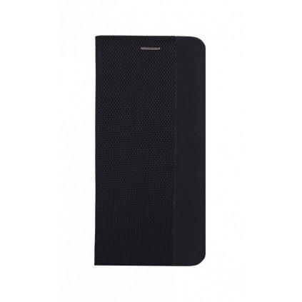 Flipové puzdro Sensitive Book na Xiaomi Mi 10T čierne