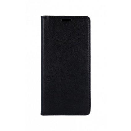 Flipové puzdro Magnet Book na Samsung A02s čierne