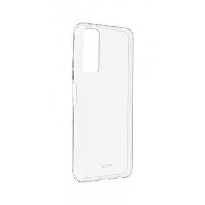 Zadný silikónový kryt Roar na Huawei P Smart 2021 priehľadný