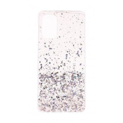 Zadný pevný kryt na Samsung A02s Brilliant Light pink