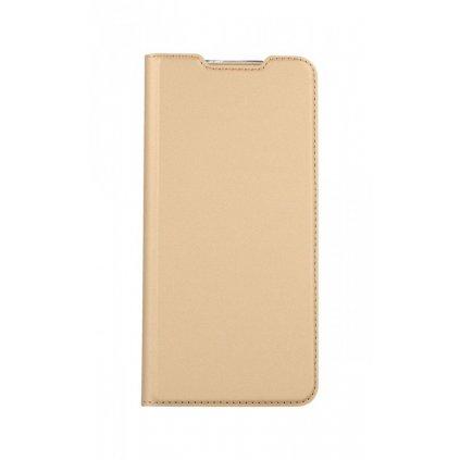 Flipové puzdro Dux Ducis na Xiaomi Mi 10T Lite zlaté