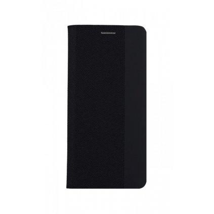 Flipové puzdro Sensitive Book na Samsung S20 FE čierne