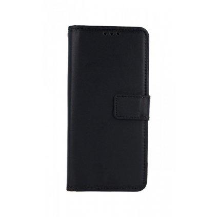 Flipové puzdro na Xiaomi Redmi Note 8 čierne s prackou 2