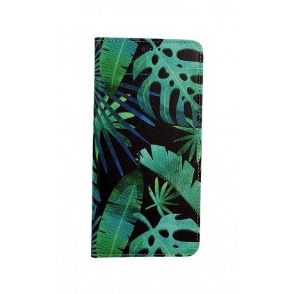 Flipové puzdro Magnet Book na Samsung A12 Jungle