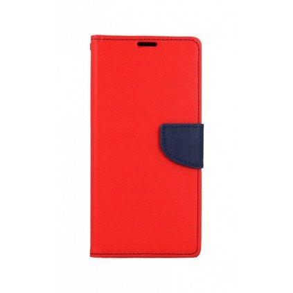 Flipové puzdro na Xiaomi Redmi 9T červené