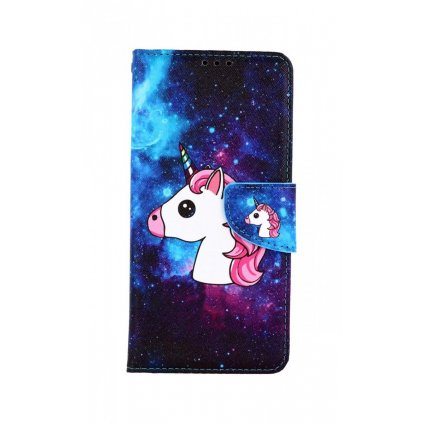 Flipové puzdro na Vivo Y70 Space Unicorn